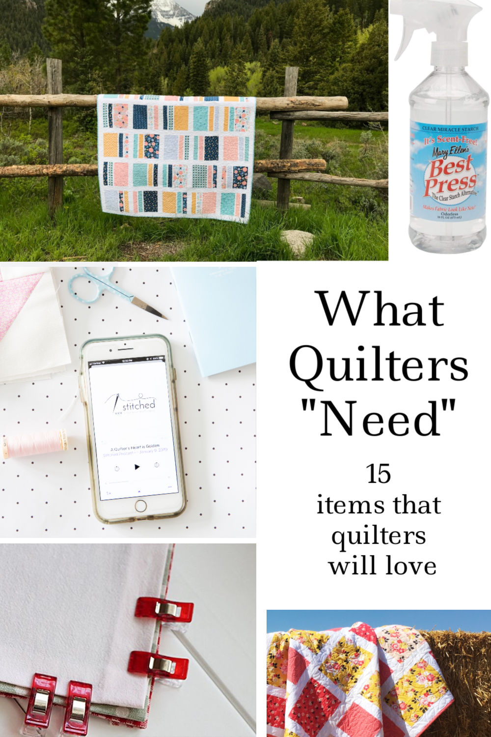 What Quilters Need (Fall 2019) - Simple Simon and Company