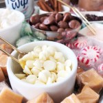 Easy Hot Chocolate Charcuterie Board