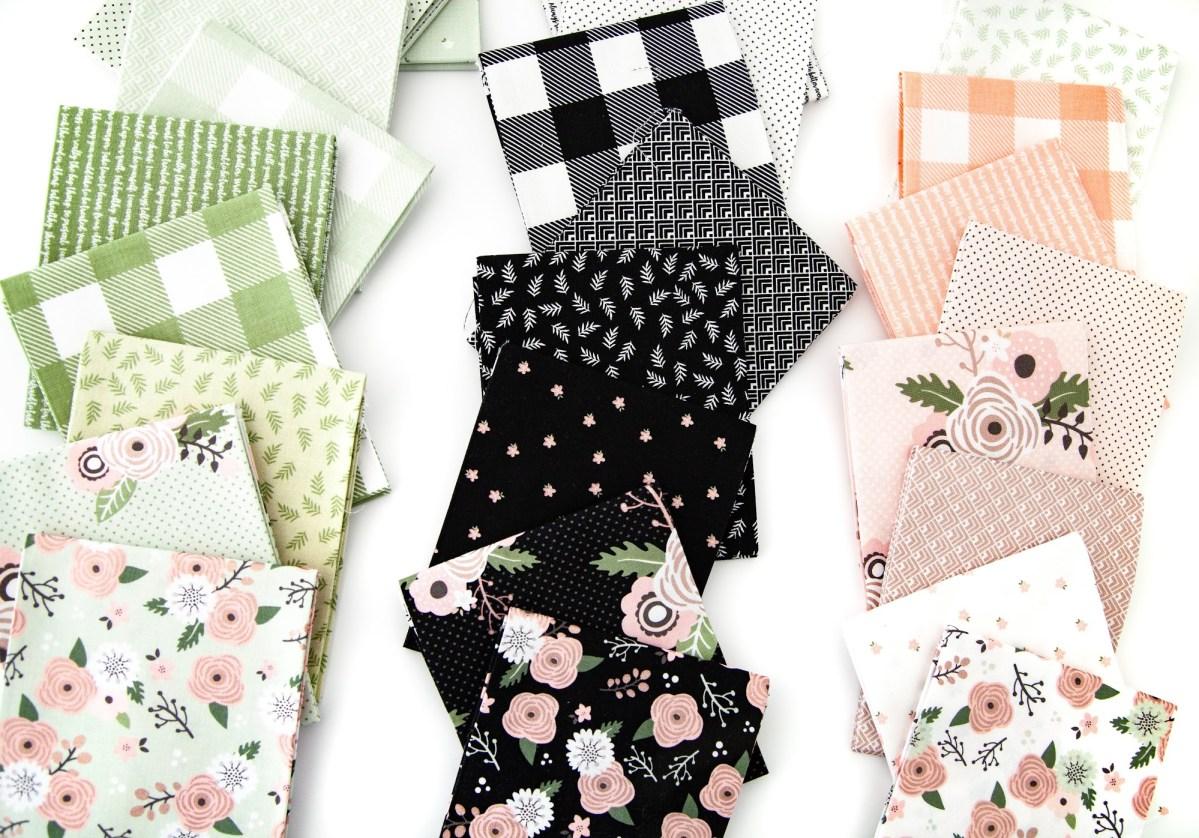 Modern Farmhouse Fabric Color Ways
