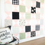Modern Farmhouse Quilt Pattern