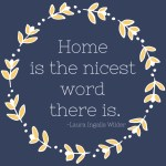 Mending Home and Family: The Sharing Post