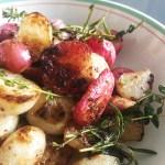 Roasted Radish Recipe
