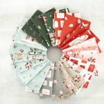 Virtual Quilt Market–Warm Wishes Fabric Line