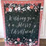 Warm Wishes Christmas Panel