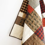 Grandfather's Lap Quilt Pattern