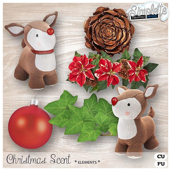 Christmas - CU packs - Noël