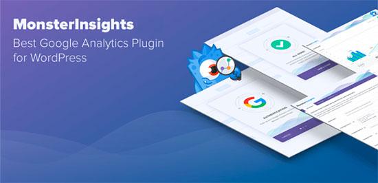 plugin monster insights