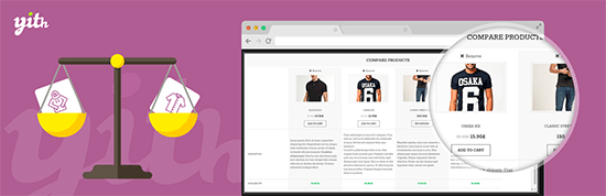 woocommerce compare