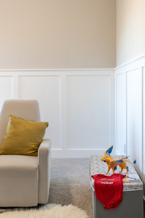 DIY - BOARD AND BATTEN WAINSCOTING 02