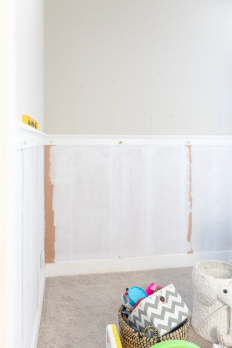 DIY - BOARD AND BATTEN WAINSCOTING 42