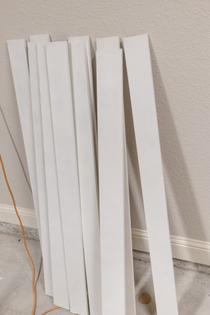 DIY - BOARD AND BATTEN WAINSCOTING 48