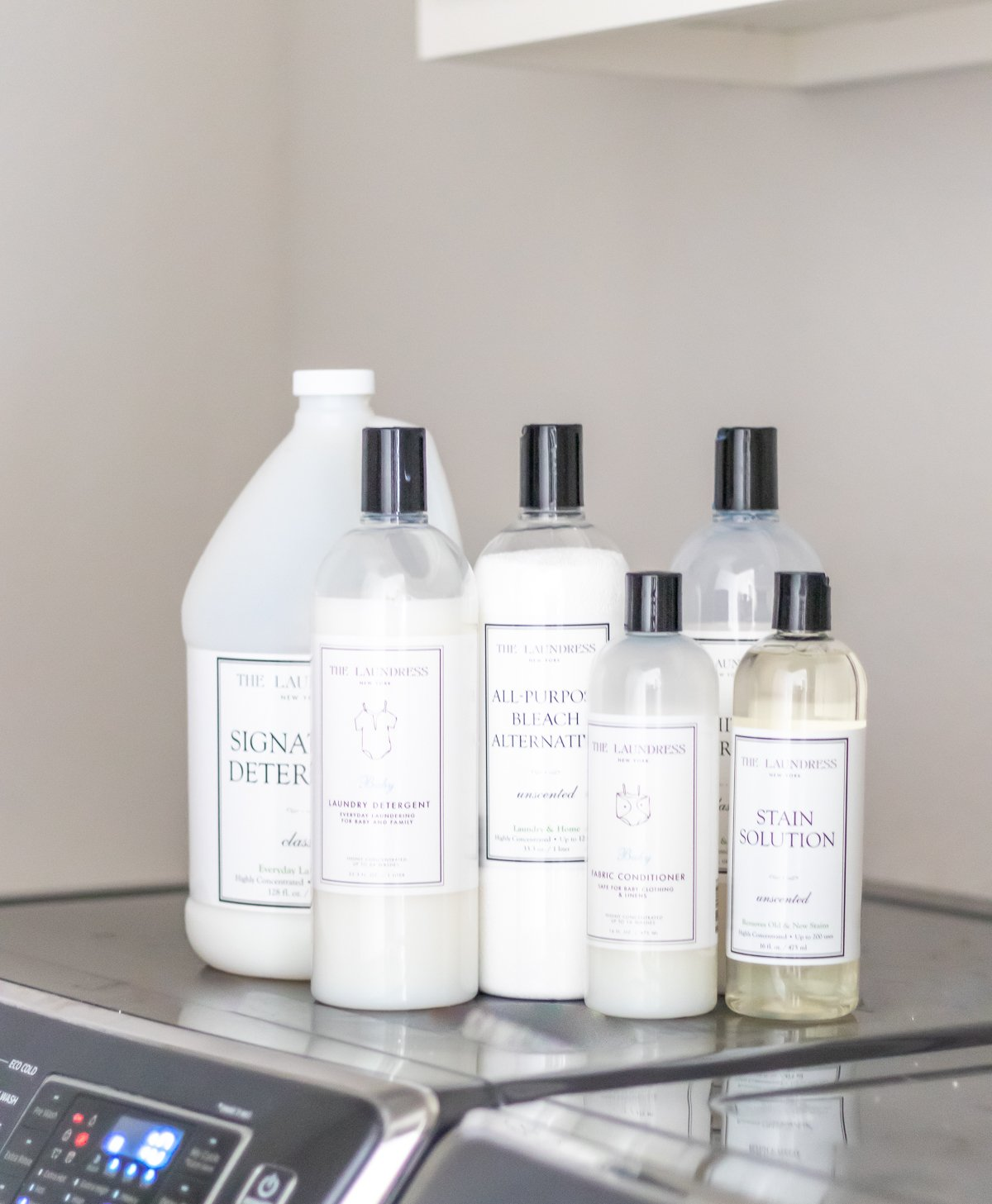 The Laundress laundry products