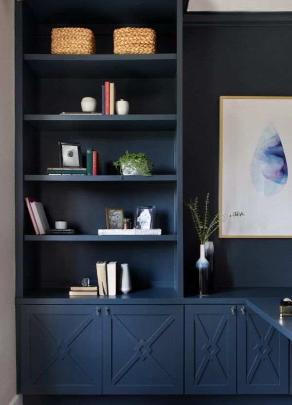 HIS & HER MODERN HOME OFFICE IDEAS