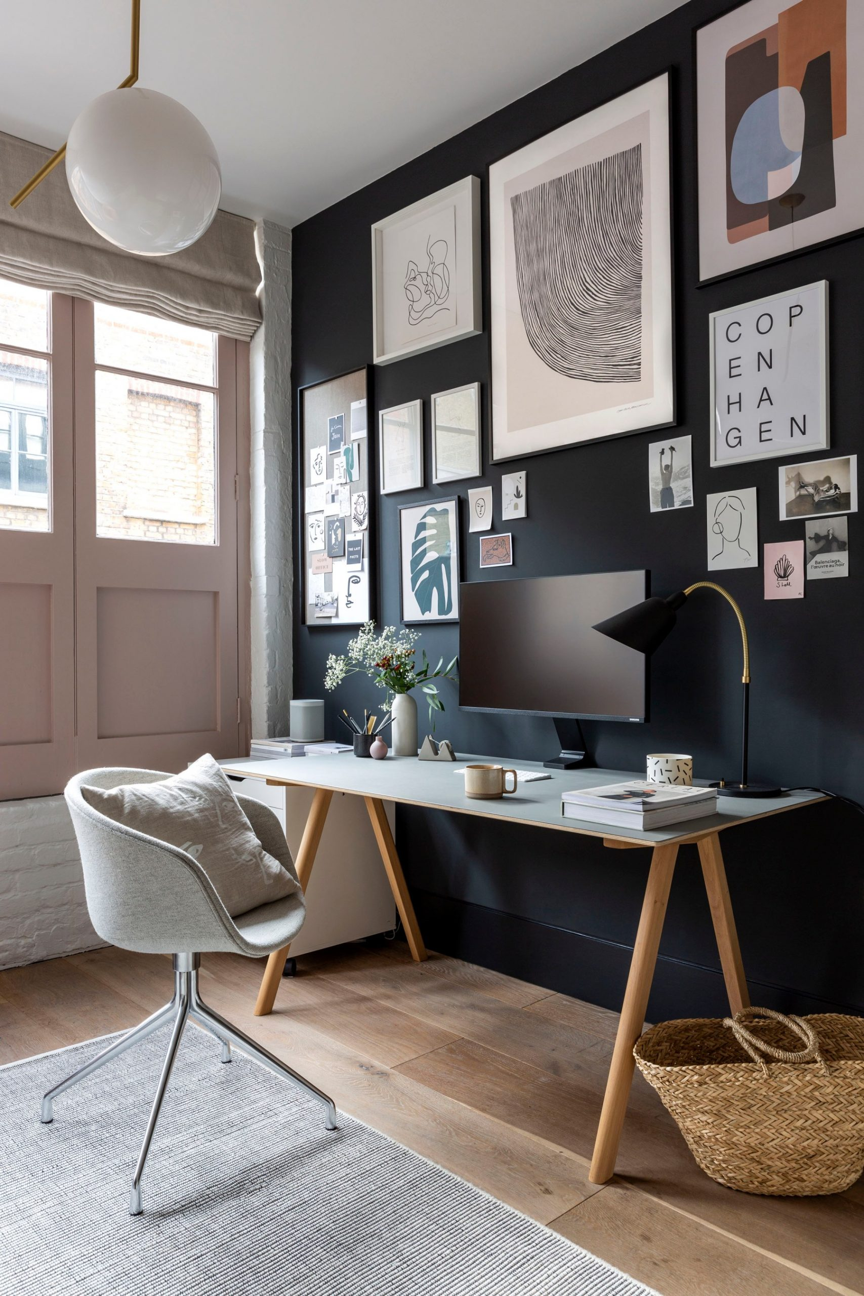 10 Tips To Make It Easy Design Your Home Office