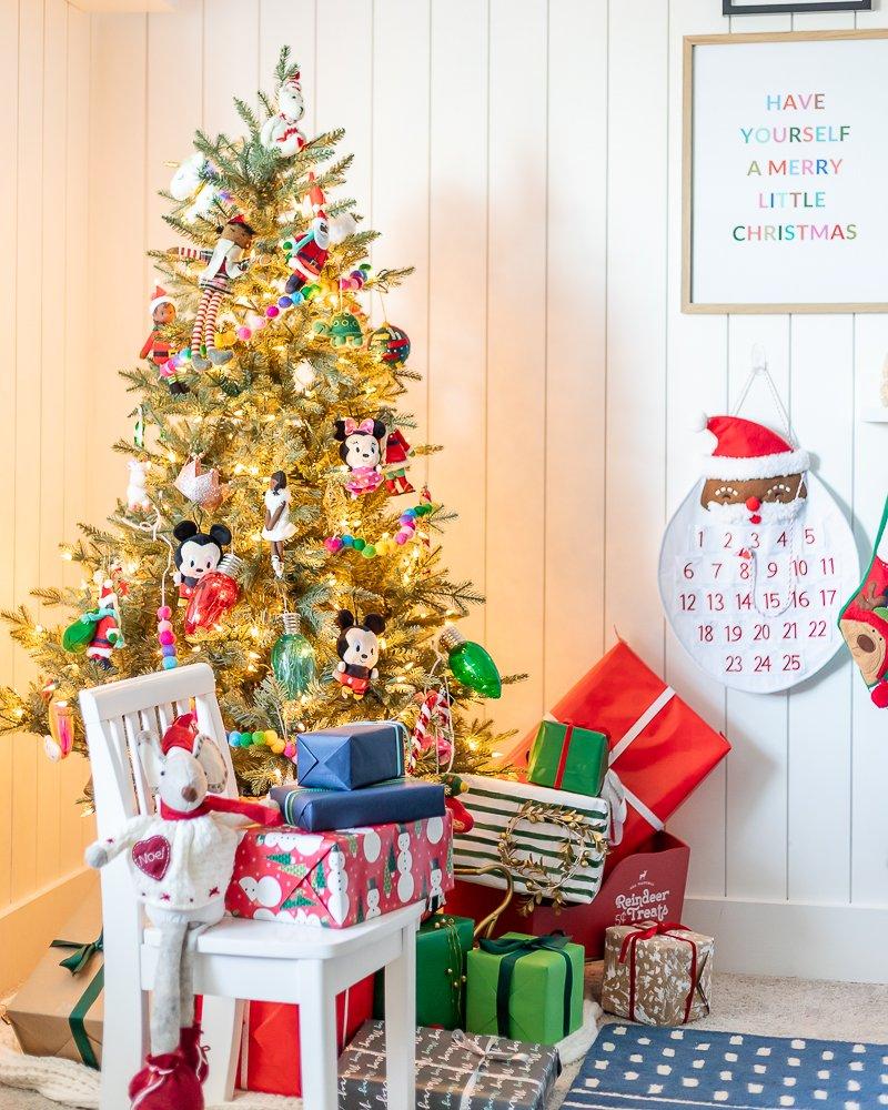 Kids Christmas Tree - Advent calendar