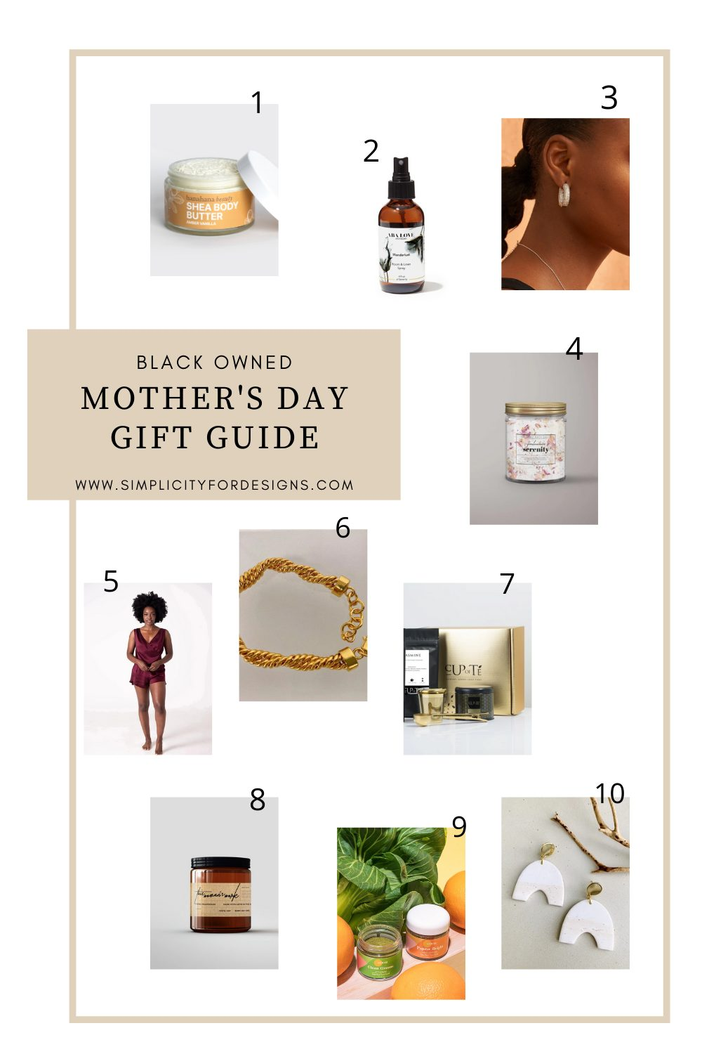 self care mother's day gift guide