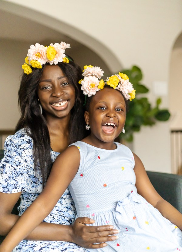 Easy DIY Floral Headband For This Mother's Day