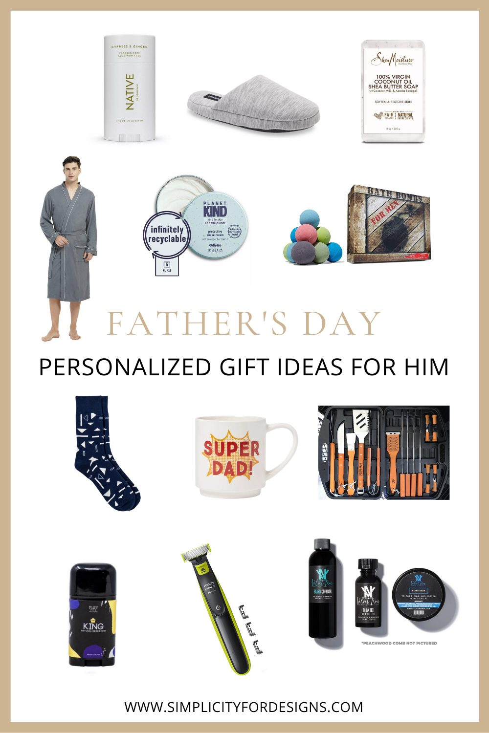father's day gifts ideas for him