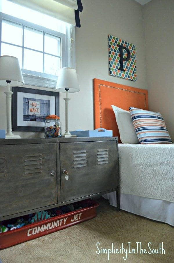 Boy's bedroom by Simplicity In The South