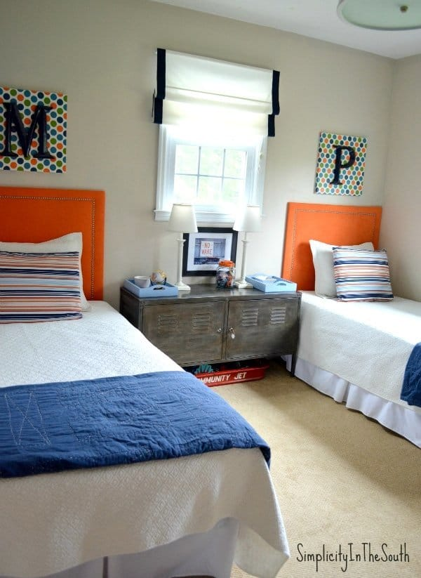 10 Shared Boys Bedroom Ideas - Love of Family & Home on Small Bedroom Ideas For Boys  id=72424