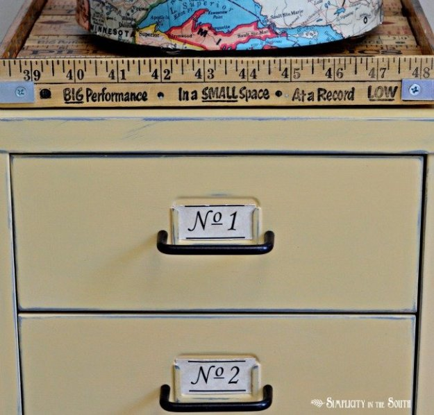 Ikea hack with Annie Sloan Chalk Paint