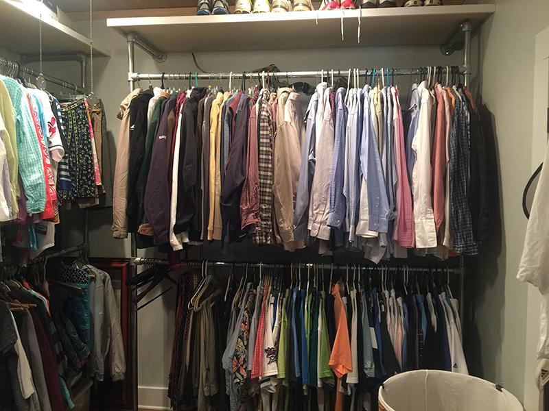Closet Modern Wardrobe Furniture