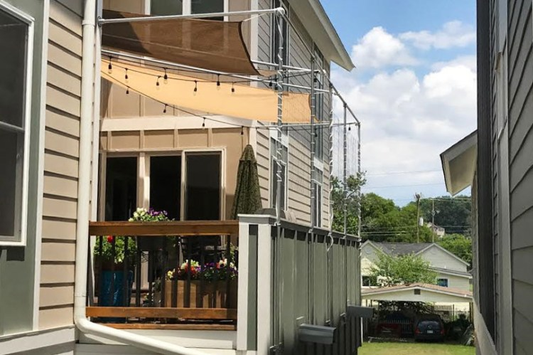 10 Patio Deck Shade Ideas You Can Build Yourself Simplified Building