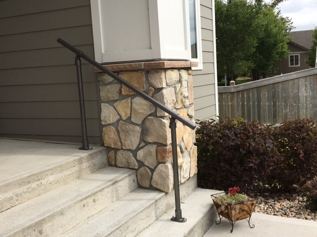 45 Porch Railing Ideas You Can Build Yourself Simplified Building | Front Porch Stair Railing | Wood | Style Cape Cod | Modern | Simple | Patio