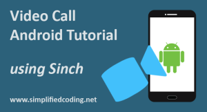 video call android tutorial