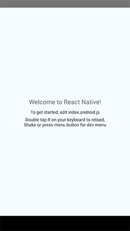 react native for android