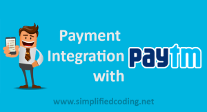 paytm integration in android example