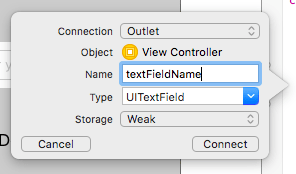 xcode text field tutorial