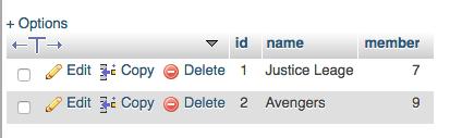 Swift PHP MySQL Tutorial