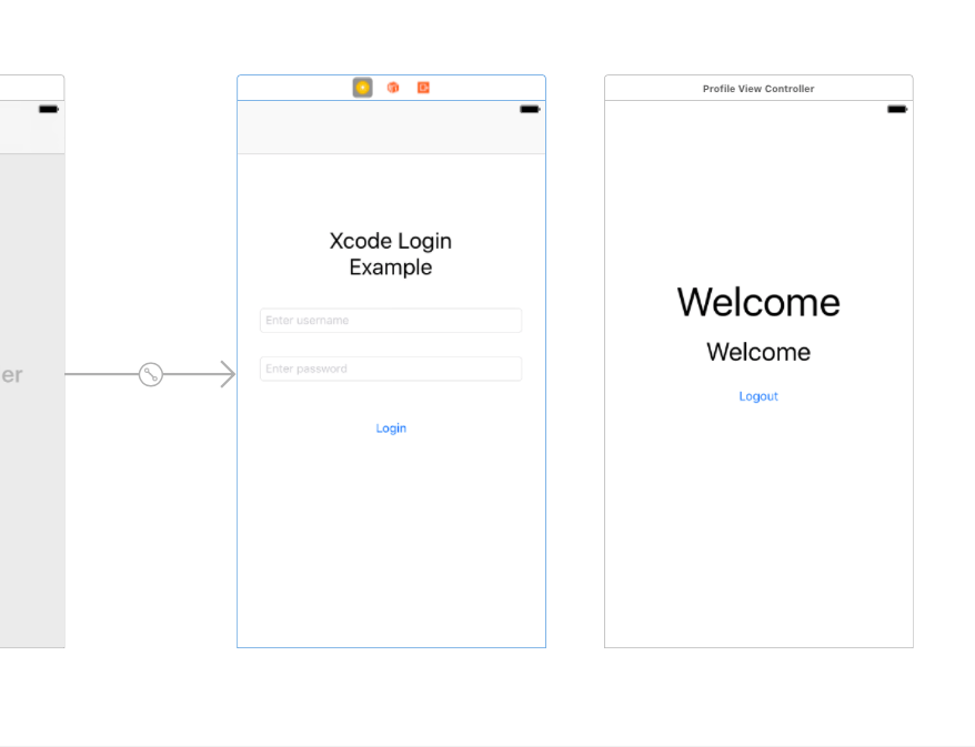 Xcode Login Screen Example using Swift 3, PHP and MySQL