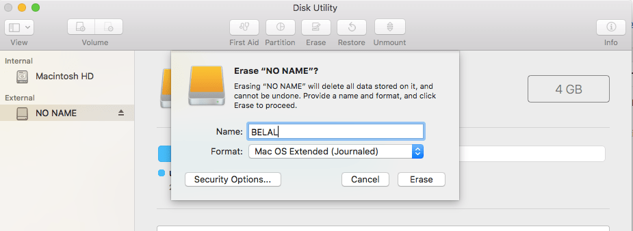 How to Format USB on Mac? Formatting External Hard Drive or USB Drive