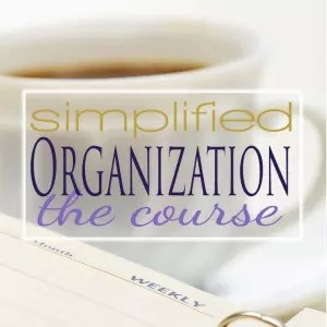 Organize your attitude with Simplified Organization