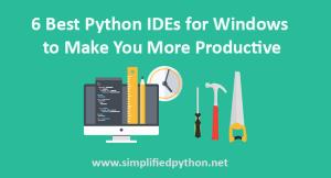 Best Python IDEs