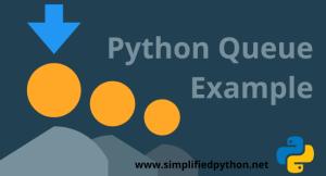python queue example