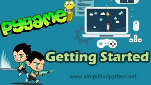 pygame tutorial for beginners