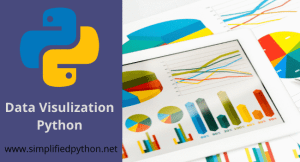 Data Visualization Python Tutorial using Matplotlib
