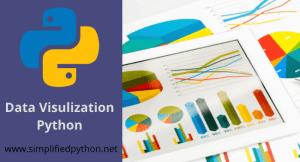 data visualization python tutorial