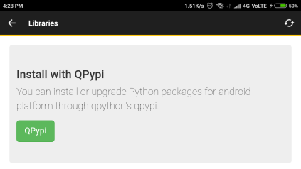 Run Python On Android