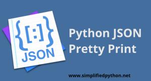 Python JSON Pretty Print