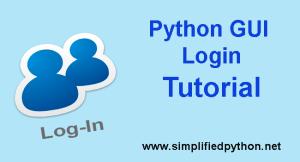 Python GUI Login