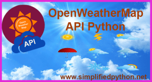 OpenWeatherMapAPI Python – Access Current Weather Data Of Any Location