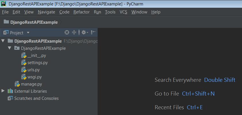 Django REST API Tutorial