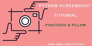Python Screenshot