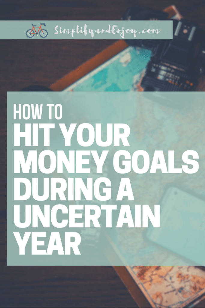 How can you plan and budget for a year when there are so many things up in the air?  Today we'll go over how the two of you can create a plan and budget so you can hit your goals while being flexible enough to switch gears if needed! #budgets #familyfinances