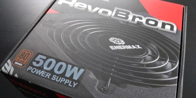 Enermax RevoBron 500W Netzteil – Test