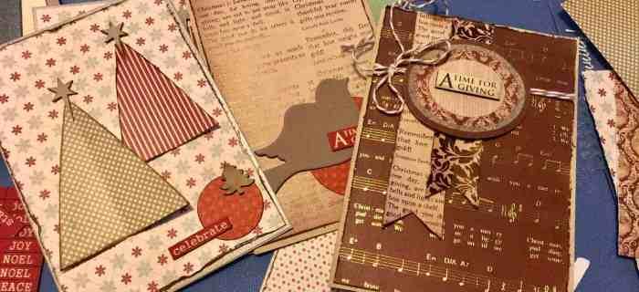 Create Your Own Handmade Christmas Cards